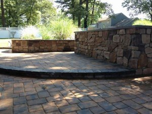 Paver Patio 16