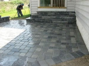 Paver Patio 7