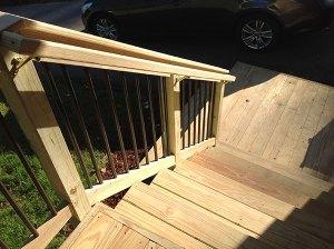 Wood Deck 20