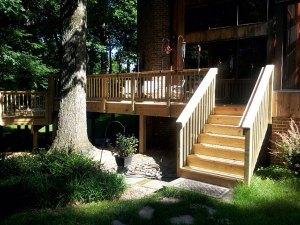 Wood Deck 7