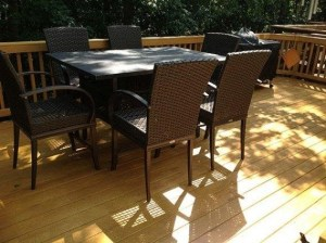 Deck Replacement in Howard County