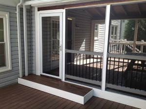 Screened Porches Howard County Freedom Fence & Home