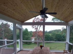 Screened Porches in Howard County, MD Freedom Fence