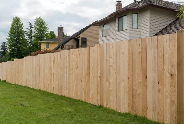privacy fence designs for style