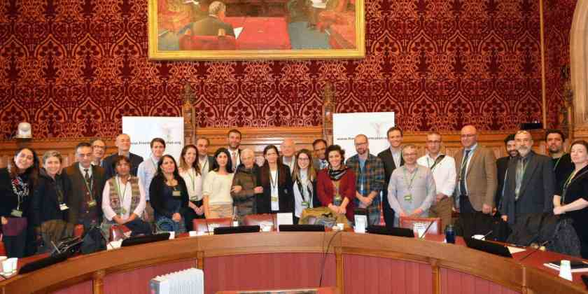 Event in Lords marks the anniversary of Öcalans abduction