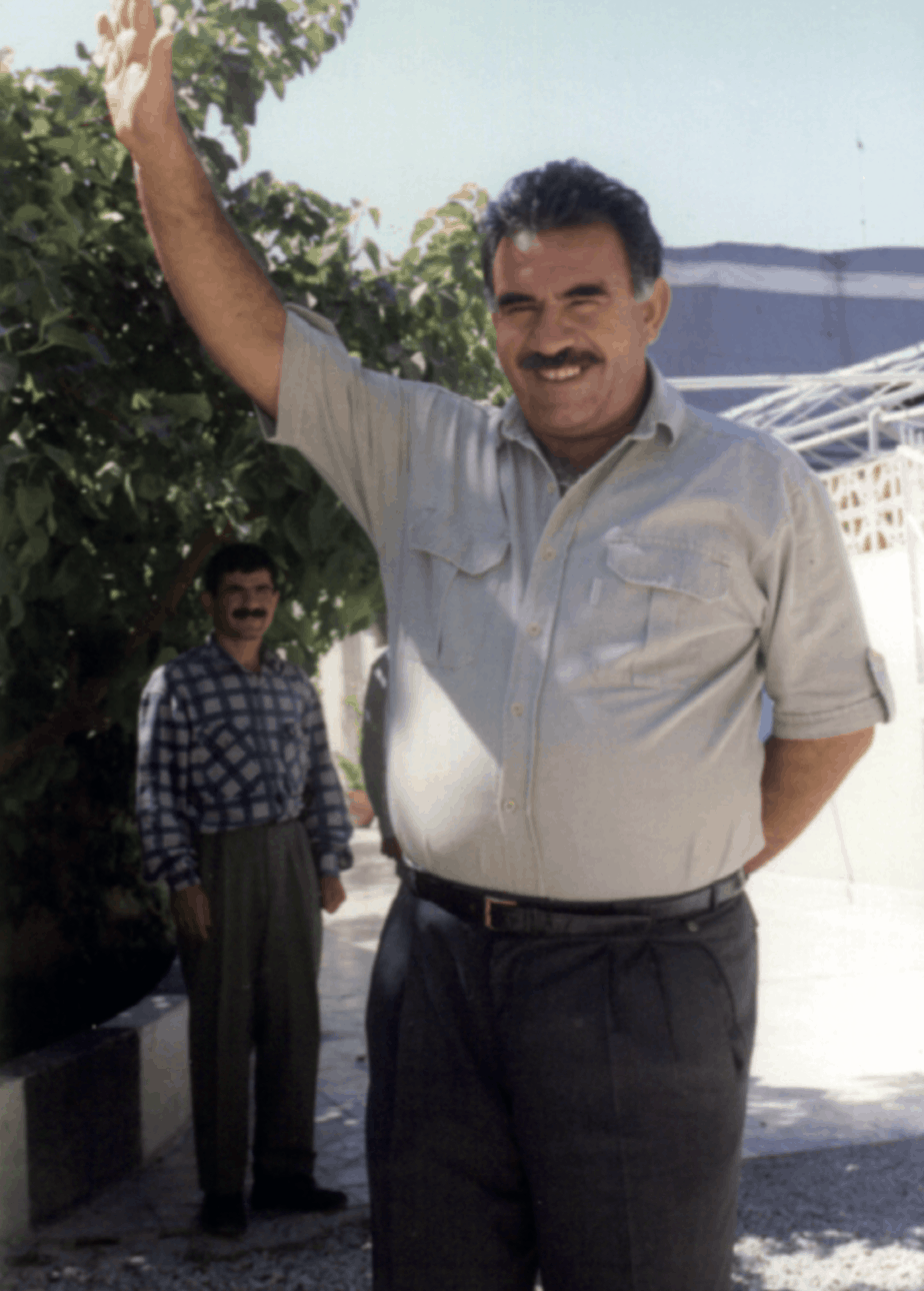 Who is Abdullah Ocalan? freedom for ocalan