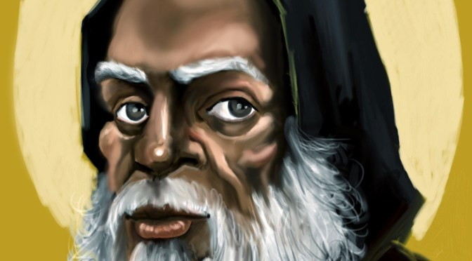 The Authentic Addict, Atheist and Saint: Moses