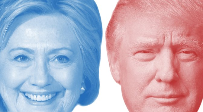 Trump, Clinton & the Conflict of Relativism