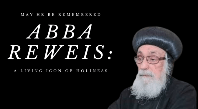 May He be Remembered: Abba Reweis