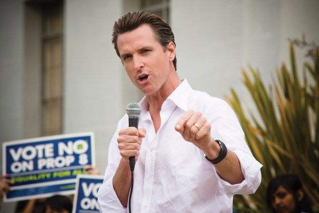 Governor Gavin Newsom signed a bill allowing donors to give away medical marijuana tax free.
