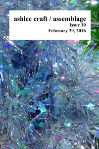 Ashlee Craft / Assemblage - Issue 10 - Cover