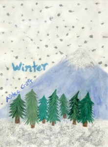 Winter (Four Seasons #2) by Ashlee Craft