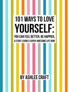 101 Ways to Love Yourself - Cover