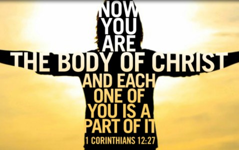 Image result for the body of christ pictures
