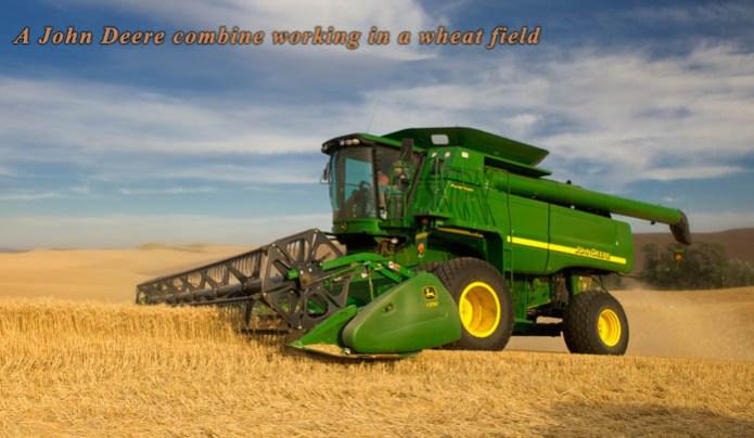 farmland investing combine