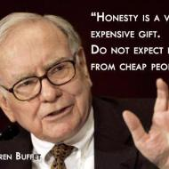 honesty-buffett-quote