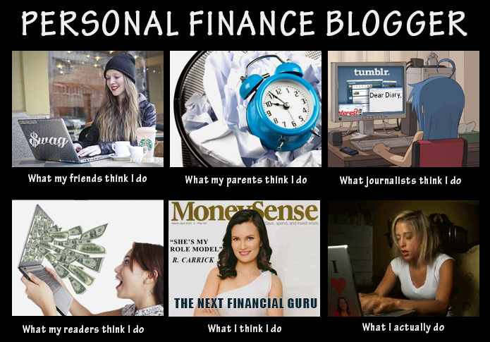 15-07 what do personal finance bloggers do and what people think they do
