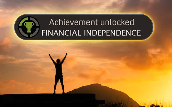 Financial independence triumph