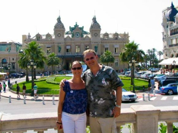 Monaco casino shorts women