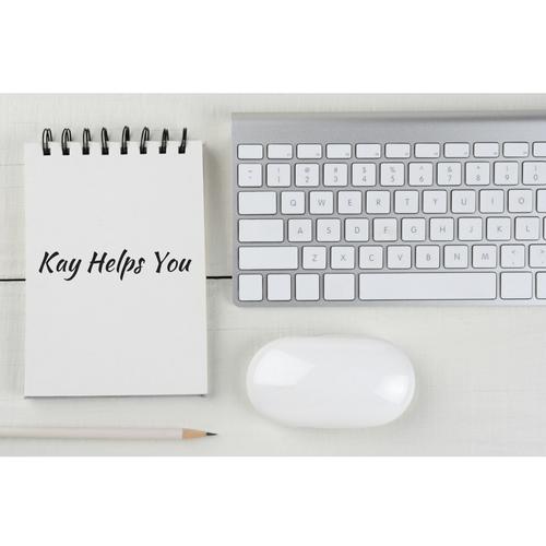 Kay Helps You