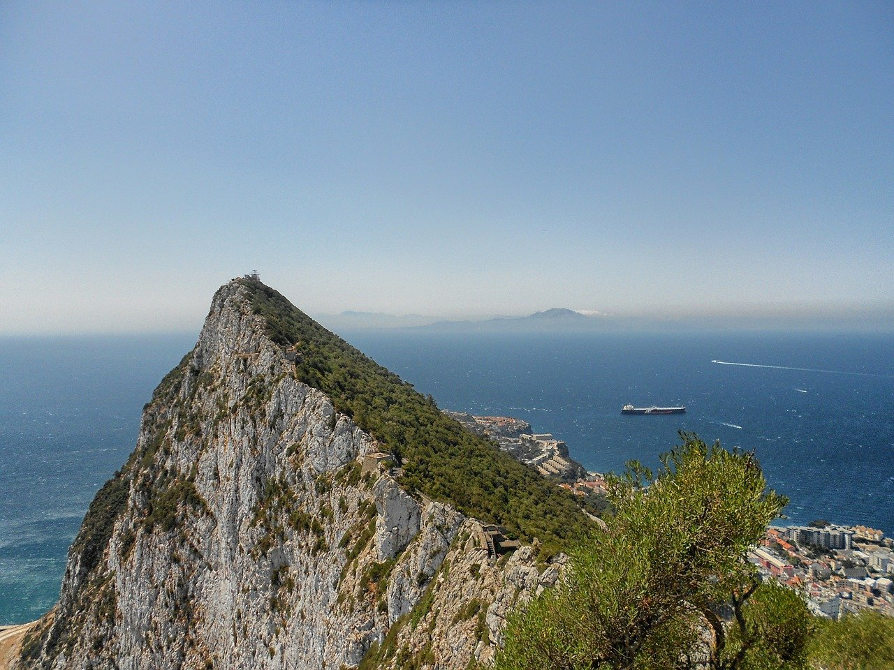 Read more about the article Poem: You're My Rock of Gibraltar