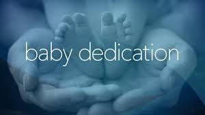 IMAGE FOR BABY DEDICATION