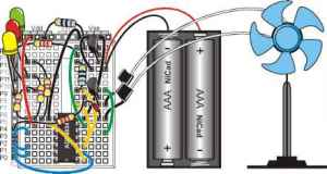 Requirement Of Circuit Of Rechargeable  Energy Experiments