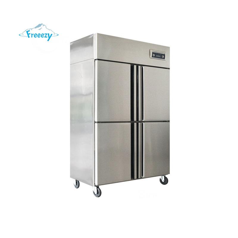 Kühlschrank mit 4 Türen, Tiefkühlschrank mit 4 Türen