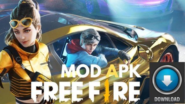 Descarga de Free Fire MOD Apk