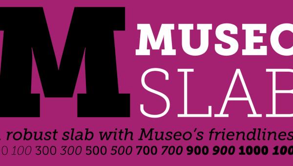 Museo Slab Font Free Download