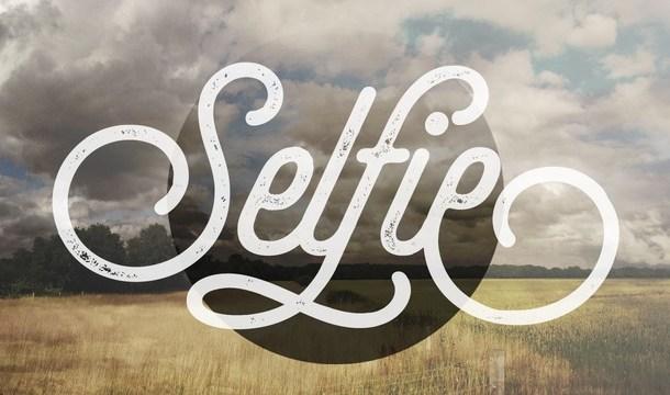 Selfie Font Free