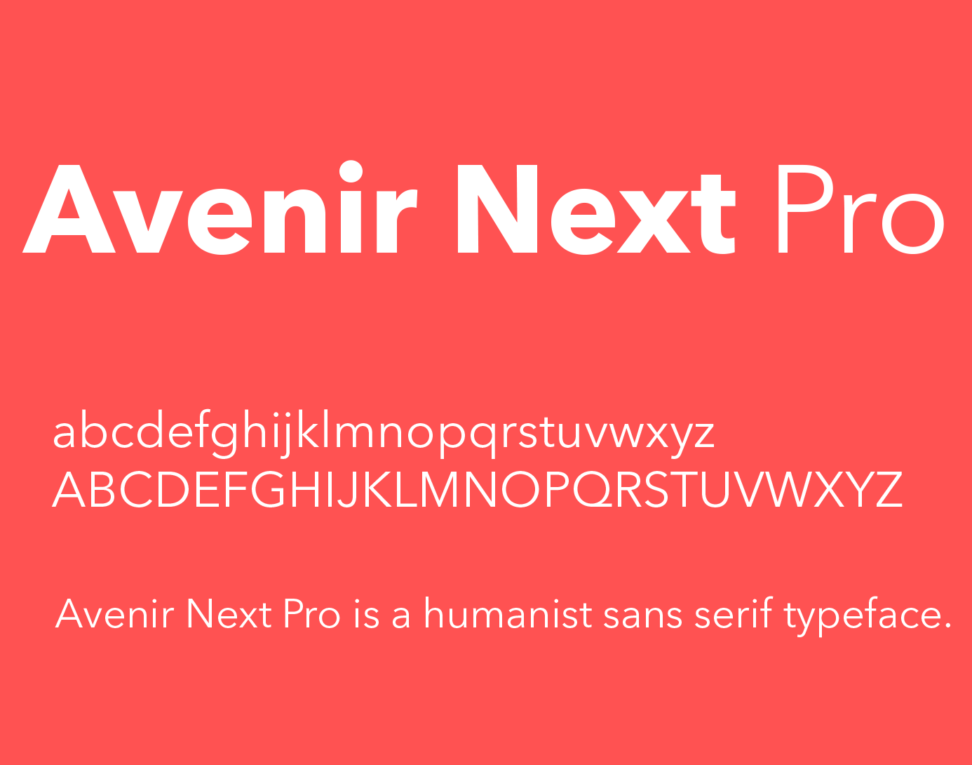 avenir next condensed bold free download