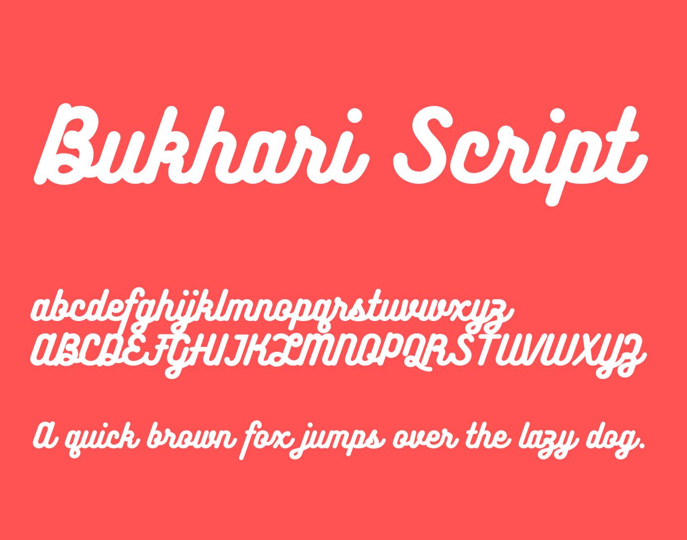 bukhari-script