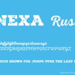 Nexa Rust Script Font Free Download