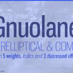 Gnuolane Font Free Download