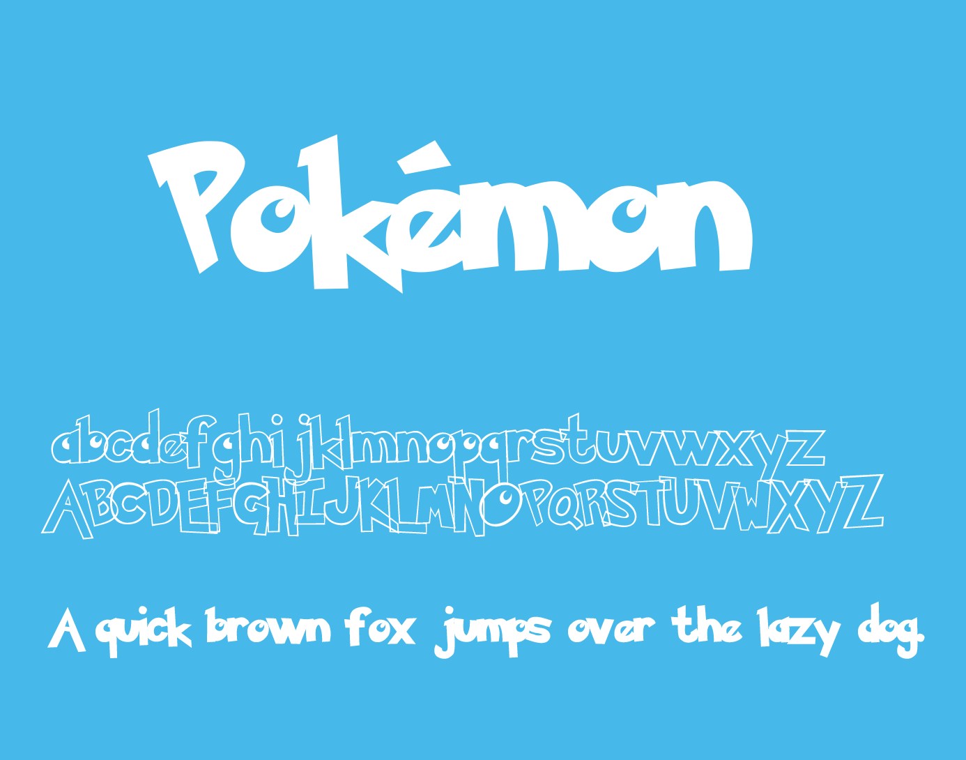 pokemon-font