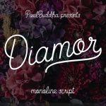 Diamor Script Font Free