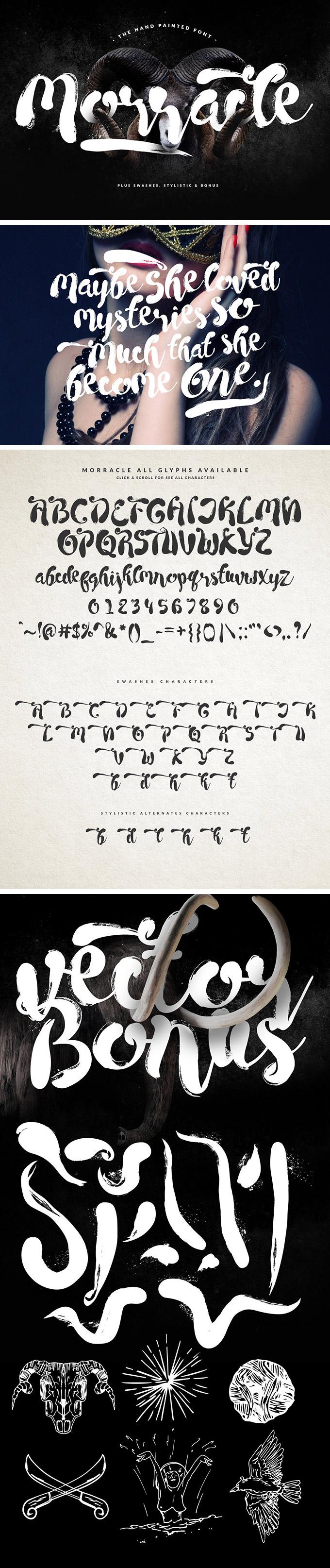 Morracle Font