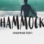 Hammock Handwritten Font