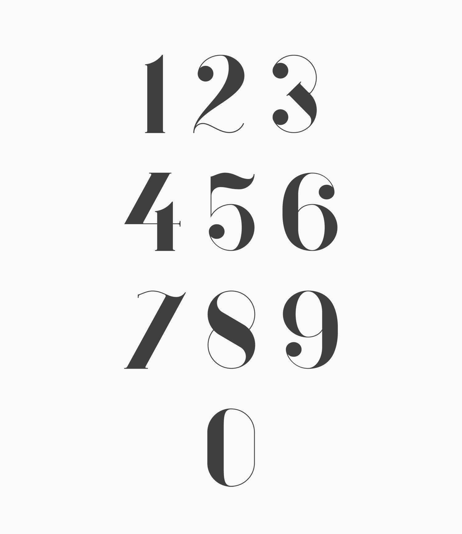 argo font 5