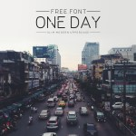 One Day Free Font