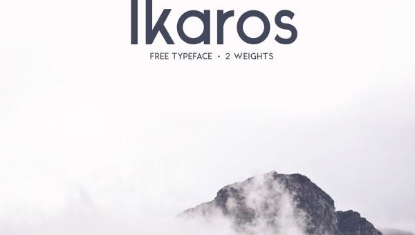 Ikaros Free Typeface