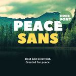 Peace Sans Font Free