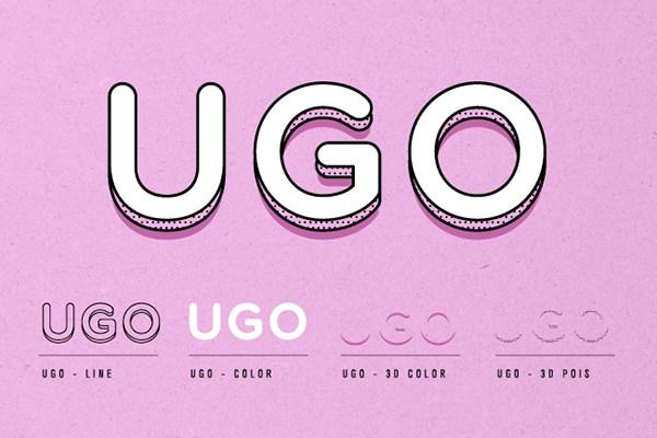 UGO Typeface Download