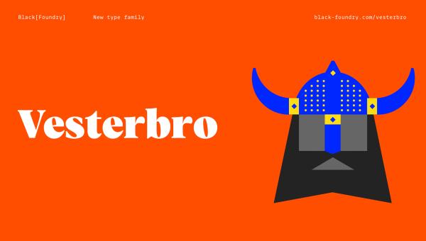 Vesterbro Font Free