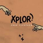 Xplore Free Typeface