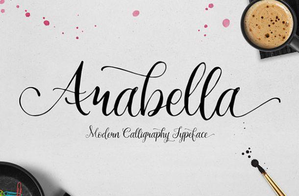 Arabella Free Font