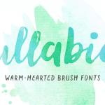 Lullabies Free Font