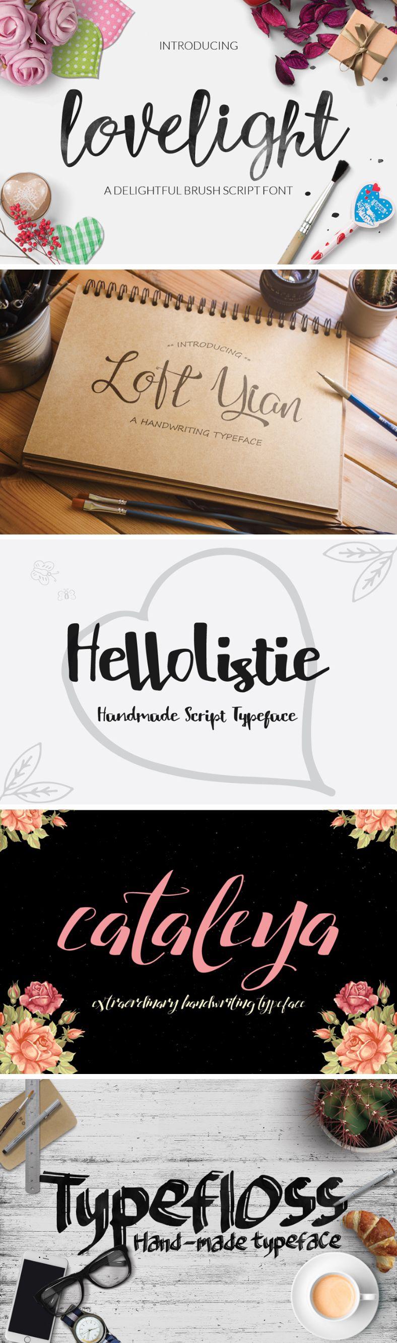 Luxurious Font Bundle Lite Version