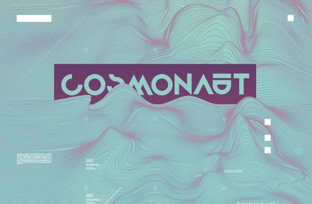 Cosmonaut Free Font